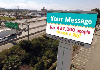 Freeway Billboard Advertising